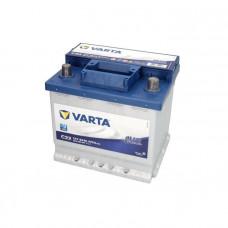 Varta ВD 52Ah EN470 R+ (C22)
