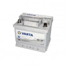 Varta SD 52Ah EN520 R+ (C6)(низк.)
