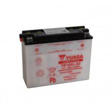 Yuasa YuMicron 16,8Ah EN 210A R+ (YB16AL-A2)