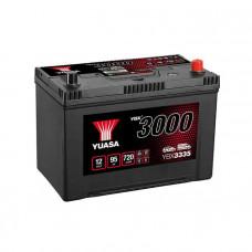 Yuasa YBX 3335 90Ah EN 700A R+ Asia