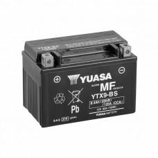 Yuasa YTX9-BS MF AGM 8,4Ah 135A L+