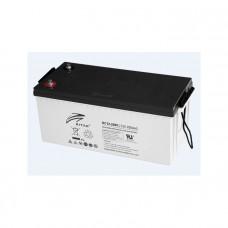 Ritar Carbon DC12-200C, Black 12V 200.0Ah