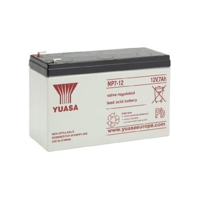 Аккумулятор Yuasa Agm NP7-12 12V 7Ah Q8