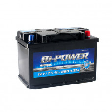 Bi-Power Classic 75Ah 680 А[EN] R+