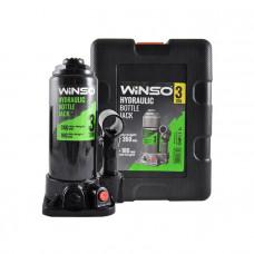 Домкрат гидравлический бутылочный Winso 3т.