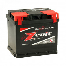 Zenit 50Ah EN 420A R+