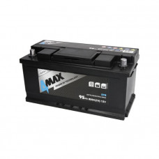 4Max EFB 95Ah 850A[EN] R+(низк.)