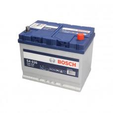 Bosch S4026 70Ah EN630A R+ Asia
