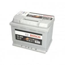 Bosch S5006 63Ah EN610A L+