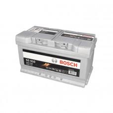 Bosch S5010 85Ah EN800A R+(низк.)