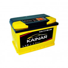 Kainar Standart+ 65Ah EN 600A R+