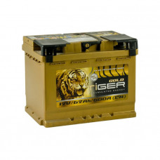 Tiger Gold 62Ah 600 A[EN] L+
