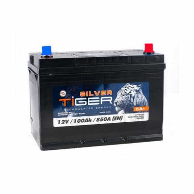 Аккумулятор Tiger Silver 100Ah 850 A R+ Asia