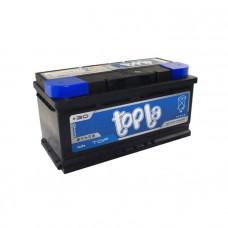 Topla Top 100Ah EN 900A R+(низк.)