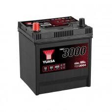 Yuasa YBX 3004 50Ah EN 400A L+ Asia