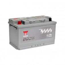 Yuasa YBX 5116 90Ah EN 800A L+ (размер 80)