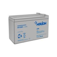Merlion Agm GP1290F2 12V 9Ah White Q8