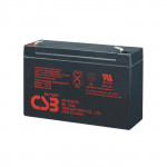 CSB GP6120, 6V 12Ah Q10