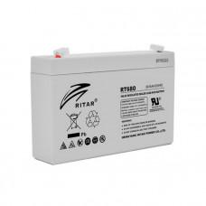 Ritar Agm RT680, Gray 6V 8Ah Q20