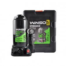 Домкрат гидравлический бутылочный Winso 5т.