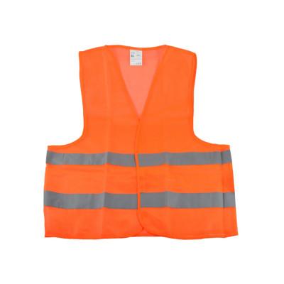 Жилет сигнальный Winso, оранжевый, р. XL
