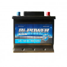 Bi-Power Classic 50Ah 400 А[EN] R+