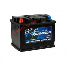 Champion Black 60Ah EN510A L+