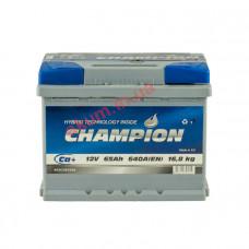 Champion 65Ah EN640A R+