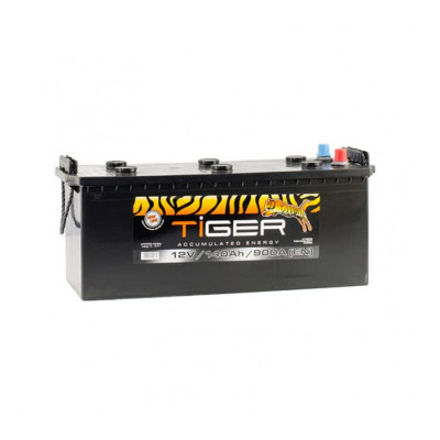 Аккумулятор Tiger 140Ah 900 A L+