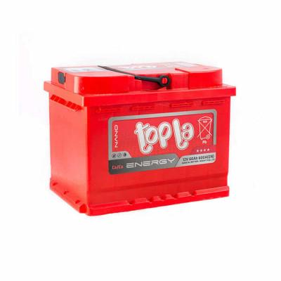 Аккумулятор Topla Energy 60Ah EN 600A R+
