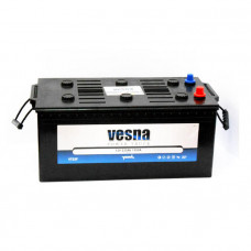 Vesna Power Truck 225Ah EN 1350A L+