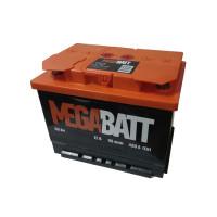 Mega Batt/Vega/Uno 60 Ah EN 480A R+