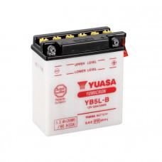 Yuasa YuMicron 5,3Ah EN 60A R+ (YB5L-B)