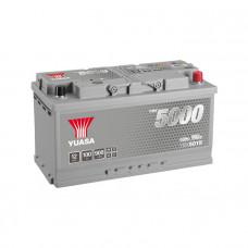 Yuasa YBX 5019 100Ah EN 900A R+