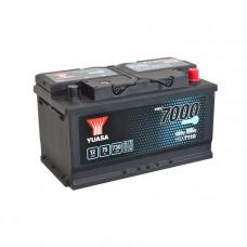 Yuasa YBX 7110 EFB Start Stop 75Ah EN 730A R+(низк.)