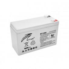 Ritar Agm RT1290, Gray 12V 9.0Ah Q10