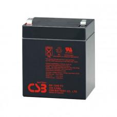 CSB GP1245, 12V 4.5Ah Q10