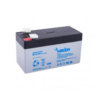 Аккумулятор Merlion Agm GP1213F1 12V 1,3Ah Q30