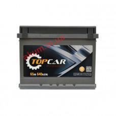Top Car Premium 65Ah EN 640A L+