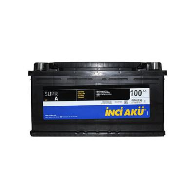 Аккумулятор INCI AKU SuprA 100Ah EN 860 R+