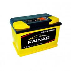 Kainar Standart+ 75Ah EN 690A R+