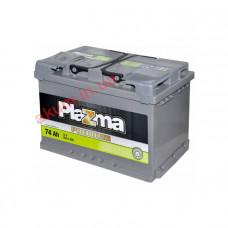 Plazma Premium 74Ah EN 760A L+