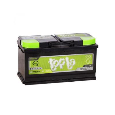 Аккумулятор Topla AGM 95Ah EN 850A R+