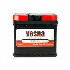 Vesna Premium 55Ah EN 560A R+