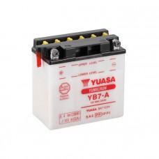 Yuasa YuMicron 8,4Ah EN 105A L+ (YB7-B)