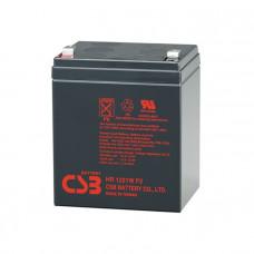 CSB HR1221WF2, 12V 5Ah Q10