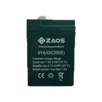 Zaos 6V 6Ah (Green)