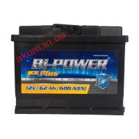 Bi-Power Plus 62Ah 600 А[EN] R+