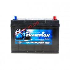 Champion Black 100Ah EN850A R+ Asia