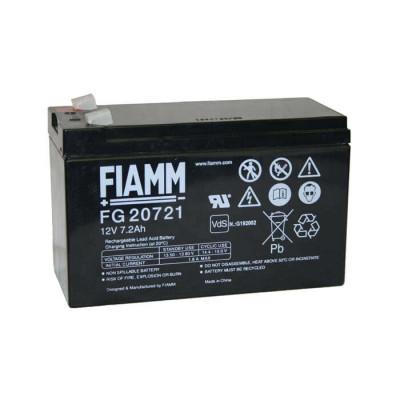 Аккумулятор Fiamm FG 20721 - 12V 7.2Ah L+
